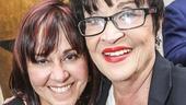Hamilton - Opening - 8/15 - Lisa Mordente and Chita Rivera