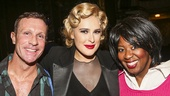 Chicago - Rumer WIllis - Opening - 9/15 - R. Lowe, Rumer WIllis and NaTasha Yvette Williams