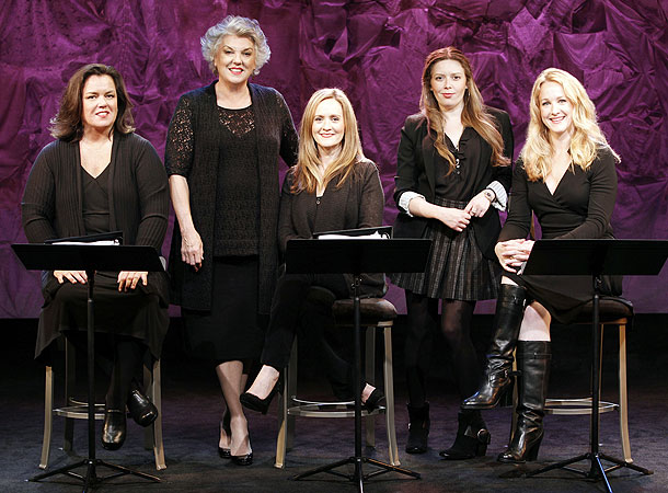 Love, Loss and What I Wore - Show Photos - Rosie O'Donnell - Tyne Daly - Samantha Bee - Natasha Lyonne - Katie Finneran