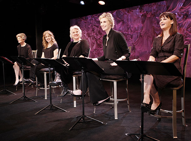Love, Loss and What I Wore - Show Photos - Mary Louise Wilson - Lisa Joyce - Tyne Daly - Jane Lynch - Mary Birdsong