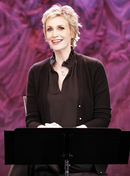 Love, Loss and What I Wore - Show Photos - Jane Lynch