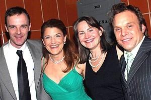 Drama Desk Awards 2005 - Brian F. O'Byrne - Victoria Clark - Cherry Jones - Norbert Leo Butz