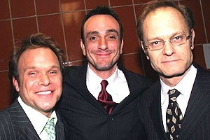 Drama Desk Awards 2005 - Norbert Leo Butz - Hank Azaria - David Hyde Pierce