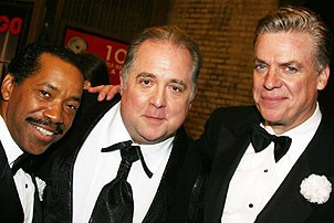 Photo Op - Chicago 10th Anniversary - Obba Babatunde - Rob Bartlett - Christopher McDonald