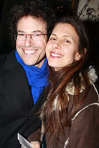 Sunday in the Park Opening - Michael Mayer - Jessica Hecht