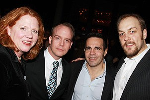 Sunday in the Park Opening - Becky Ann Baker - Jeffrey Kuhn - Mario Cantone - Alexander Gemignani