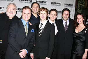 Sunday in the Park Opening - Ed Dixon - Drew McVety - Andrew Varela - David Turner - Santino Fontana - David Babni - Jessica Molaskey