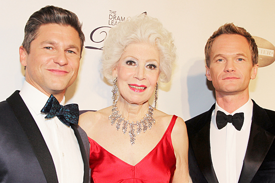 Drama League gala for NPH - 2014 - David Burtka - Jano Herbosch - Neil Patrick Harris