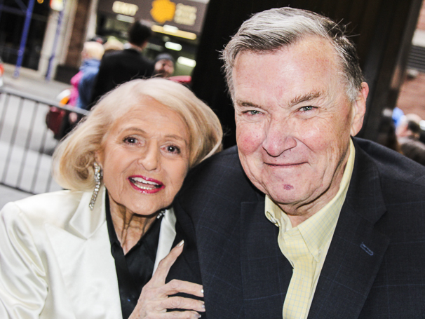 Fun Home - Opening - 4/15 - Edie Windsor - David Mixner