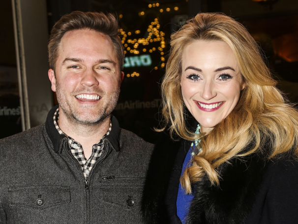 Noises Off - Show Photos - 1/16 - Scott Porter- Betsy Wolfe