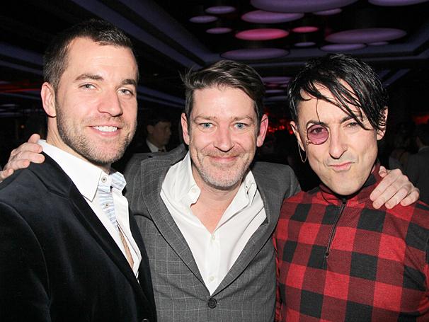 Cabaret - Opening - OP - 4/14 - Alan Cumming - Rob McGarry - Eddie Roche