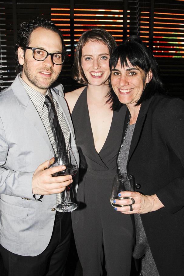 Fun Home - Opening - 4/15 - Sam Gold - Amy Herzog - Leigh Silverman