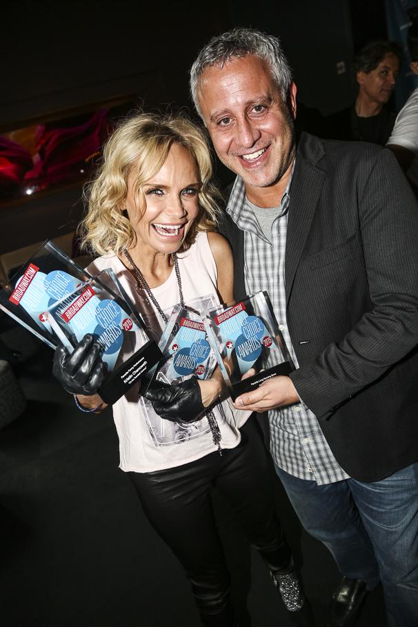 Broadway.com - Audience Choice Awards - 5/15 - Kristin Chenoweth - David Stone