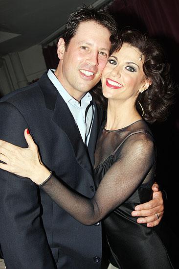 Samantha Harris Debut in Chicago - husband Michael