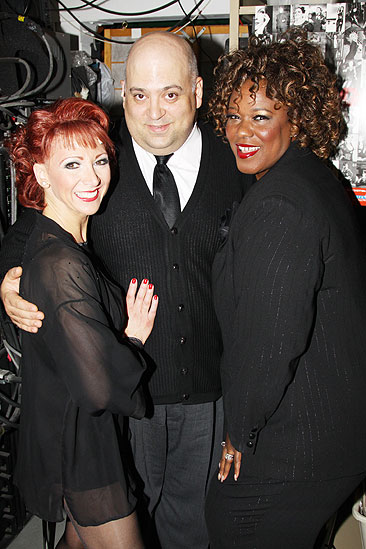 Chicago 13th Anniversary – Bonnie Langford - Ray Bokhour - Kecia Lewis-Evans