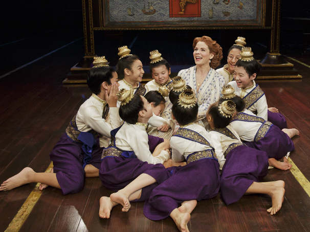 The King and I - Show Photos - 4/15 - Kelli O'Hara