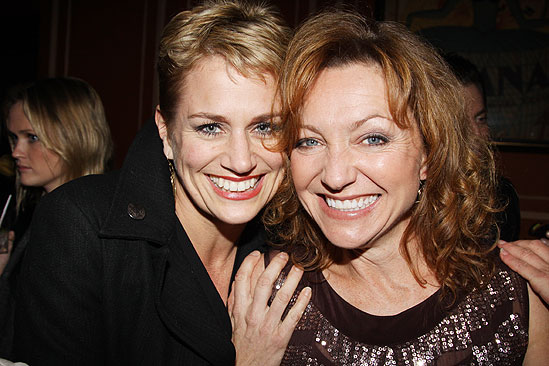 The Understudy Opening - Cady Huffman - Julie White