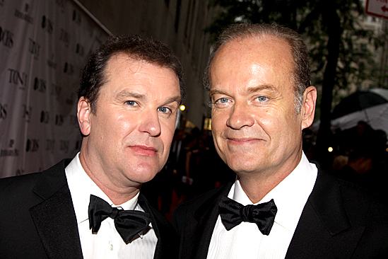 2010 Tony Awards Red Carpet – Douglas Hodge – Kelsey Grammer