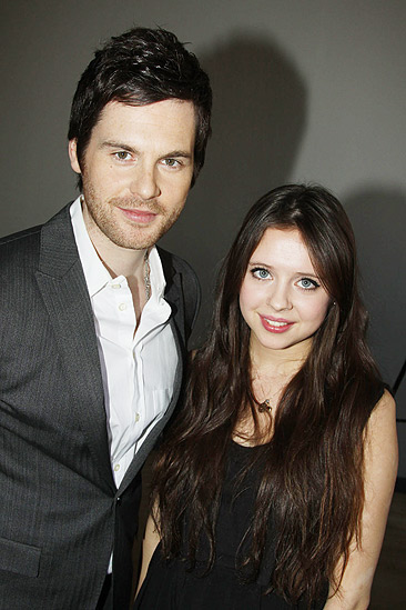 Arcadia meet – Bel Powley – Tom Riley