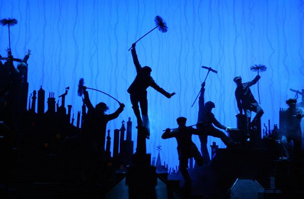 Mary Poppins - Show Photos - cast