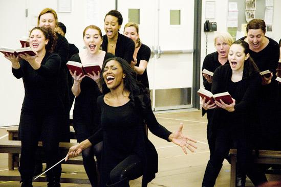 Sister Act Meet and Greet - Patina Miller – female ensemble