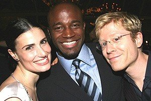 Wicked Opening - Idina Menzel - Taye Diggs - Anthony Rapp