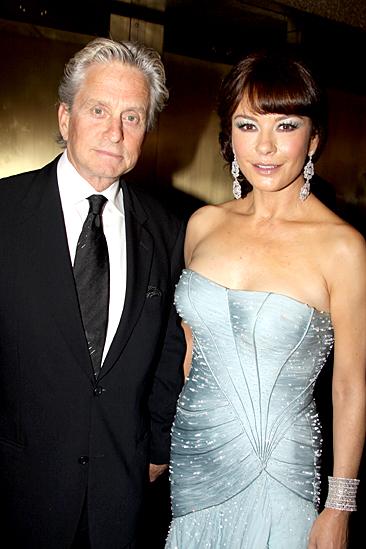 2010 Tony Awards Red Carpet – Michael Douglas – Catherine Zeta-Jones