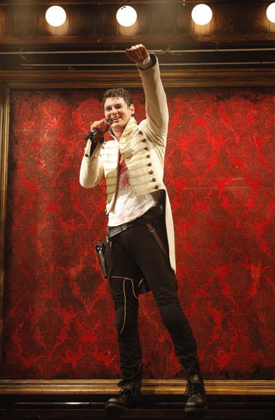 Show Photos - Bloody Bloody Andrew Jackson - Benjamin Walker