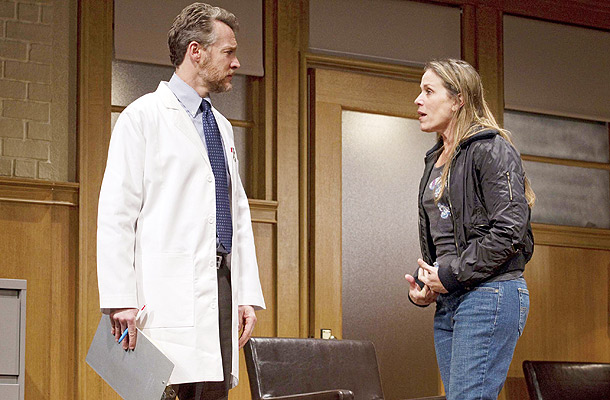 Show Photos - Good People - Tate Donovan - Frances McDormand
