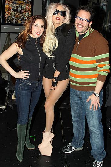 American Idiot Gaga – Lorin Latarro – Lady Gaga – Michael Mayer