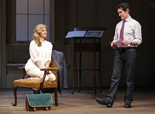 Show Photos - Arcadia - Grace Gummer - Billy Crudup