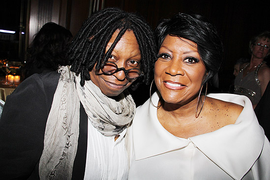 Sister Act Opening Night –  Whoopi Goldberg – Patti LaBelle