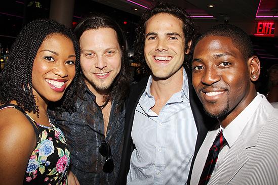 Hair Opening Night 2011 – Rashidra Scott – Jason Wooten – Nicholas Belton – Mike Evariste