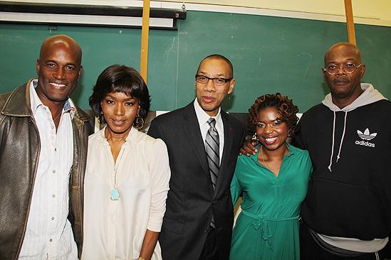 Mountaintop Meet – Kenny Leon – Dennis M. Wolcott - Katori Hall – Samuel L. Jackson