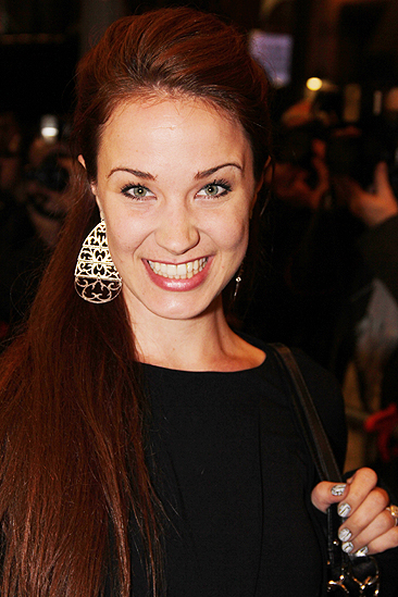 Venus in Fur Broadway Opening Night – Sierra Boggess