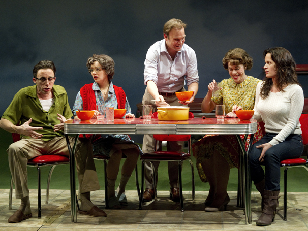 Show Photos - How I Learned to Drive - Kevin Cahoon - Marine Schulenburg - Norbert Leo Butz - Jennifer Regan - Elizabeth Reaser