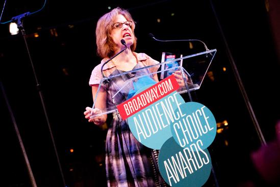 2012 Audience Choice Awards – Ceremony Photos – Jackie Hoffman