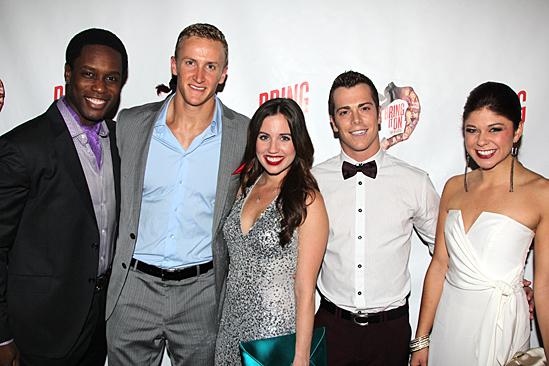 Bring It On Opening Night – Rod Harrelson – Keith Gross – Nikki Bohne – AJ Blankenship – Casey Jamerson