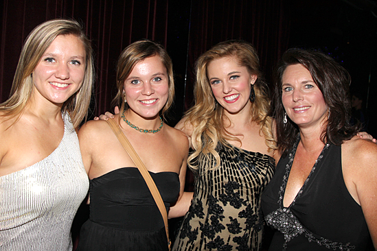 Bring It On Opening Night – Taylor Louderman – family