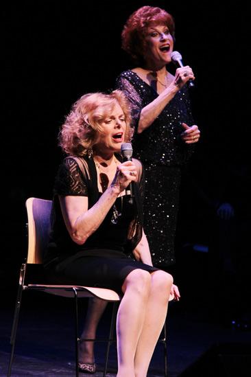 Actors Fund Benefit for Kathi Moss – Carole Demas – Alaina Warren-Zachary