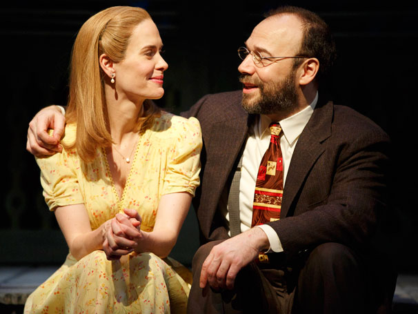 <i>Talley's Folly</i> Show Photos - Sarah Paulson - Danny Burstein
