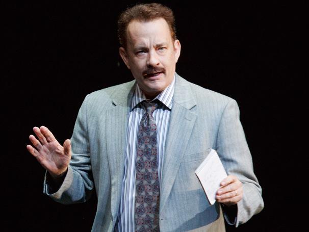 Show Photos - <i>Lucky Guy</i> - Tom Hanks
