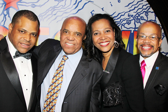'Motown' Family Night — Berry Gordy