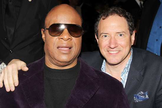 'Motown' Family Night — Kevin McCollum — Stevie Wonder