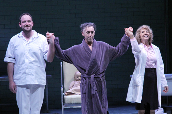 Macbeth – Opening Night – Brendan Titley – Alan Cumming – Jenny Sterlin