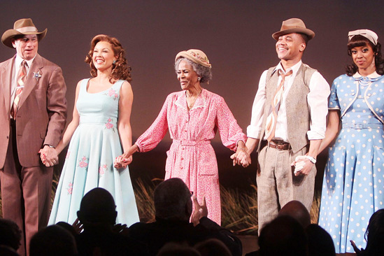 The Trip to Bountiful – Opening Night – Tom Wopat – Vanessa Williams – Cicely Tyson – Cuba Gooding Jr. – Condola Rashad