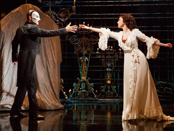 Show Photos - <i>ThePhantom of the Opera</i> - Peter Joback - Samantha Hill