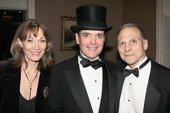 Gentleman's Guide opening night – Dee Hoty – Jefferson Mays – Dr. Barry Kohn