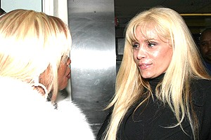 A Raisin in the Sun opening - Janice Combs - Victoria Gotti