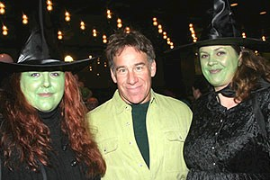 Wicked Block Party - Stephen Schwartz - witches
